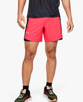 Shorts UA Qualifier Speedpocket 7'' para Hombre